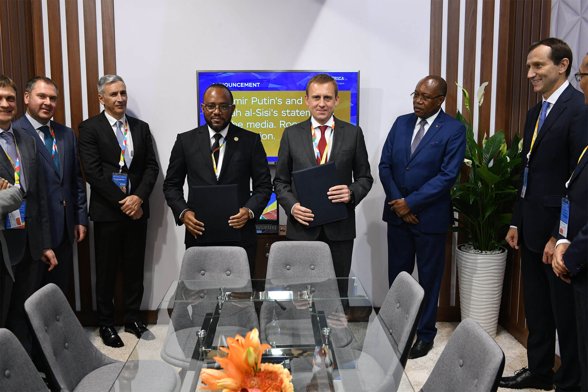 URALCHEM will build a complex for production of fertilizers in Angola